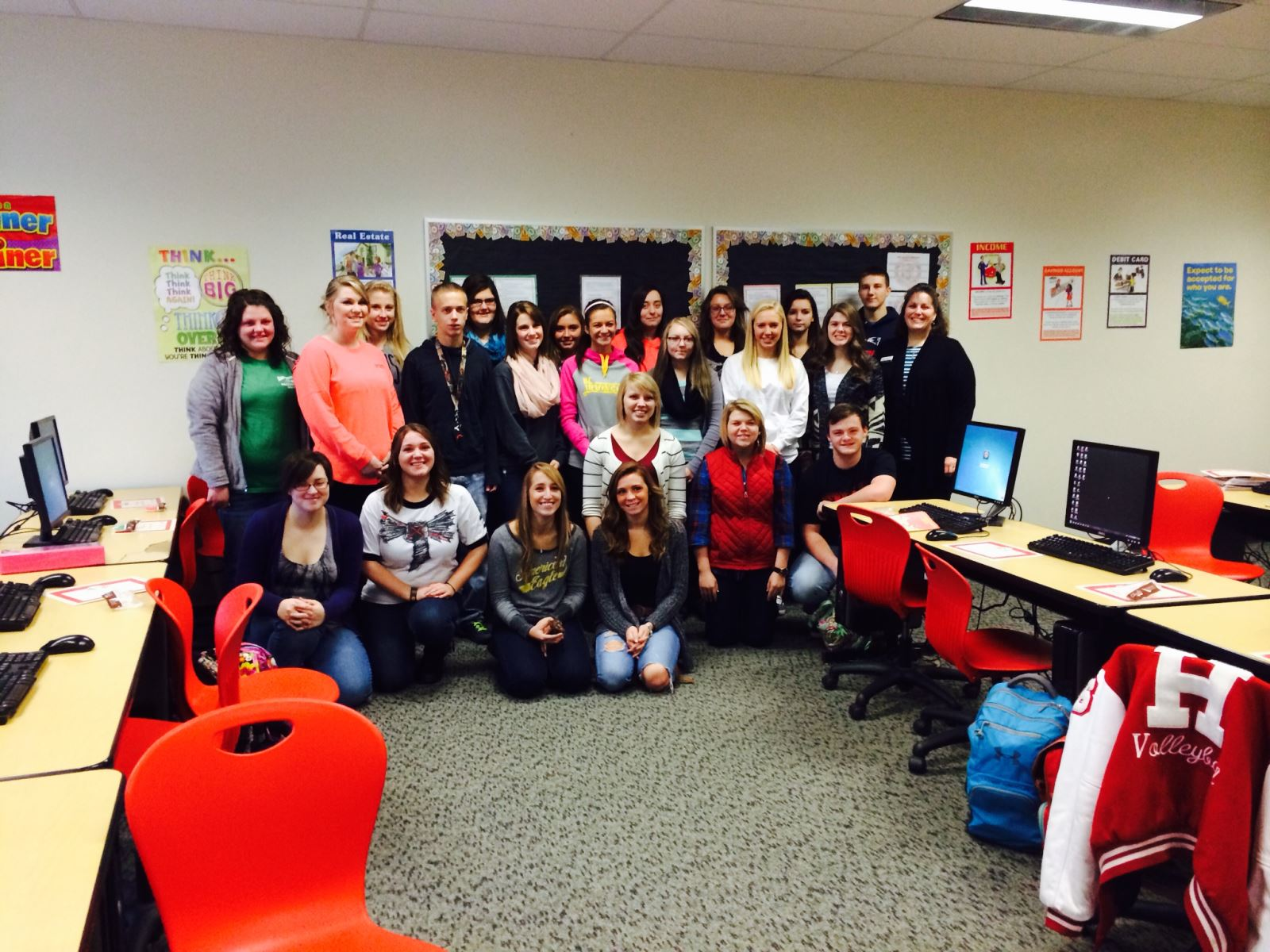 Hhs Financial Literacy Students Complete Everfi Program border=
